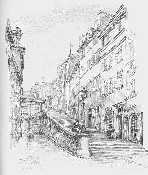 Vzpominka Na Architekta Bohumira Kozaka